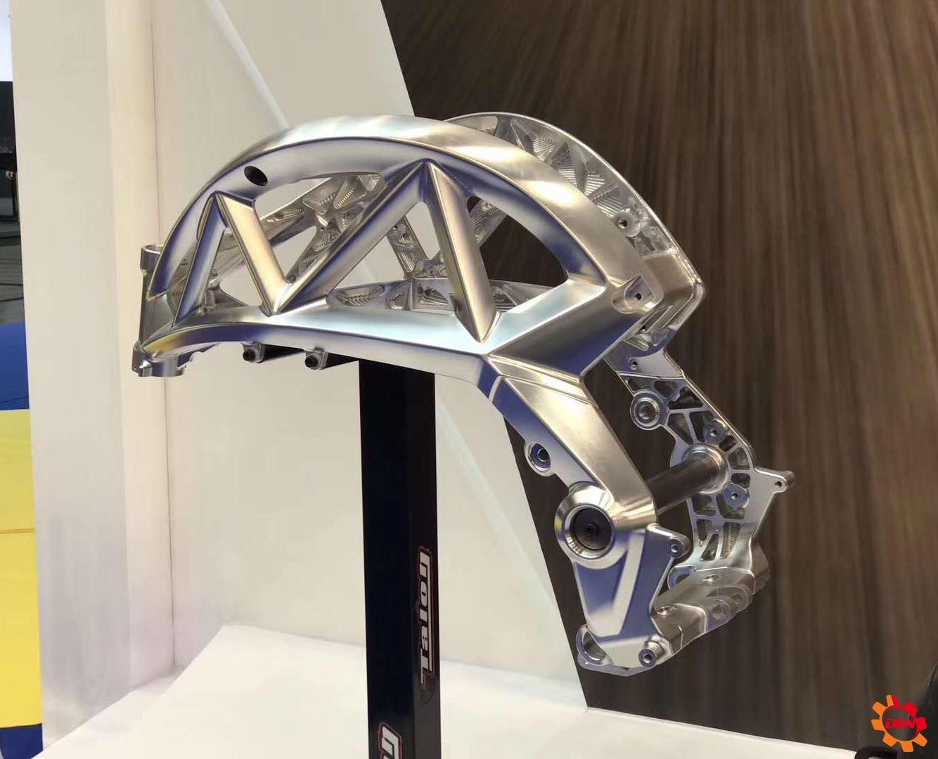 金属模型原型样机加工